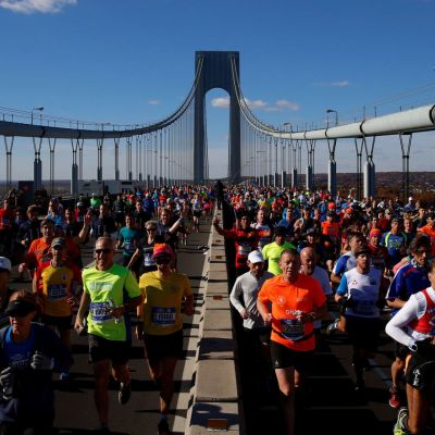 New York Marathon 2020
