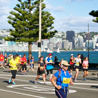 Cigna Wellington Round the Bays